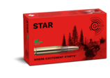Frontview of packaging of GECO .308 Win. STAR 10,7g