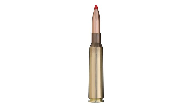Single bullet view of GECO 6,5x55 SE EXPRESS 9,1g