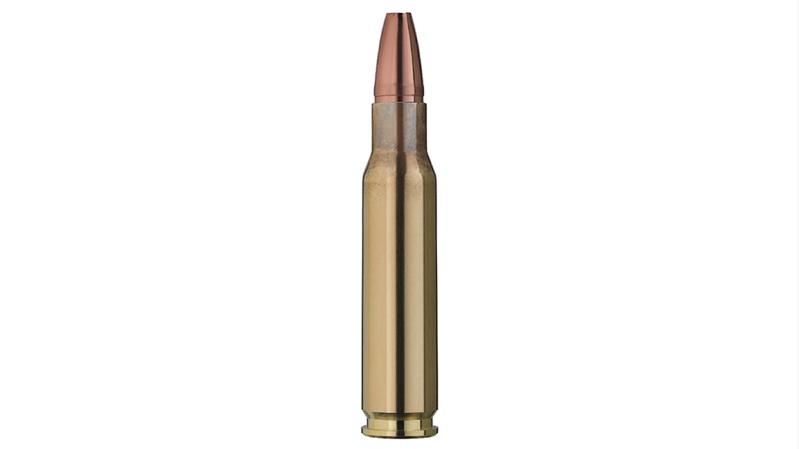 Single bullet view of GECO .308 Win. STAR 10,7g