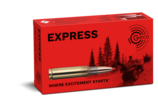 Image of the GECO EXPRESS ammunition packaging